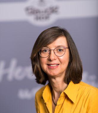 Kerstin Gasper - Personalreferentin
