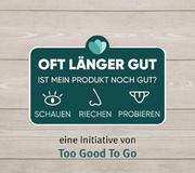 """Mühlenprodukte mit """"Oft länger gut""""-Label im Handel"""