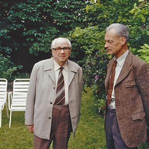 Gründung der Bauck KG, Landbauforschungsgesellschaft Sottorf und Sozialtherapeutischen Gemeinschaft Stütensen