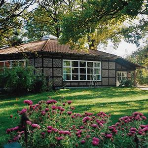 Der Pavillon und die neuen Schülerunterkünfte in Amelinghausen werden eingeweiht