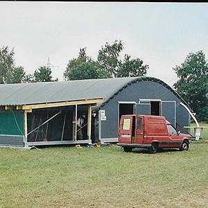 Der erste Legehennenstall wird in Klein Süstedt gebaut