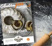 Glutenfrei Rezeptheft