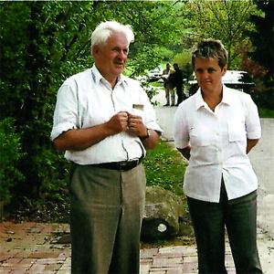 "Bauckhof erhält den 2. Preis des ""Ökologischen Förderpreises 2002"""