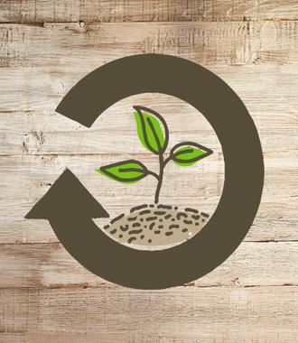 1. Kompostierung von Dinkelspelz