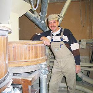 Kauf einer Mühle durch die Bauck KG