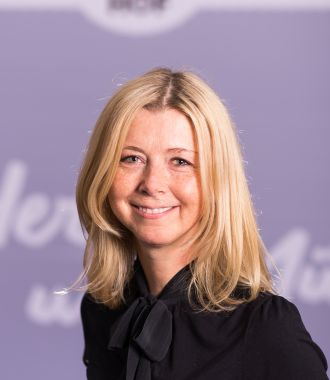 Anja Rabe - Teamleiterin Personal